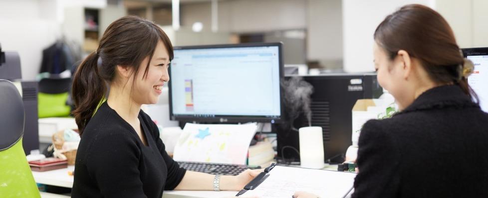 バックオフィス担当(受付/一般事務/営業アシスタント)