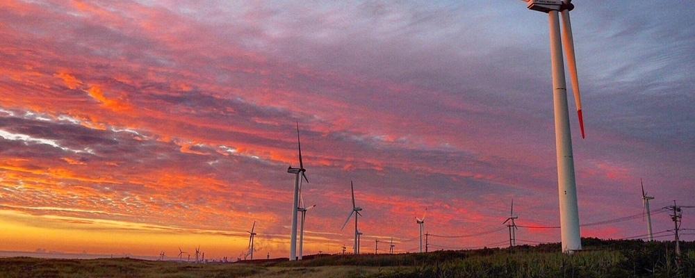 風力発電サイト建設 工事調達【洋上風力】 | コスモエコパワー株式会社