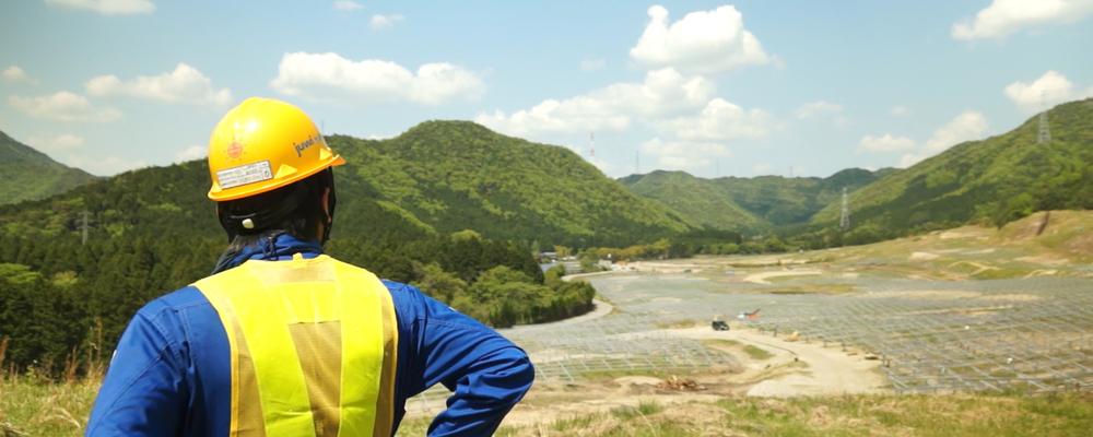 サイトマネージャー(チームリーダー)発電所建設現場の管理・監督をお任せします (juwi Shizen Energy) | 自然電力株式会社