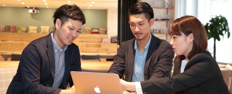 「新しい働き方を確立する」人材コンサルティング総合職 | ギークスグループ