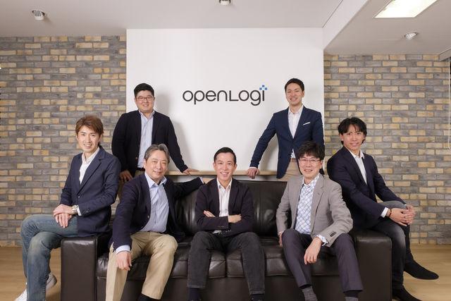オープンロジの経営陣