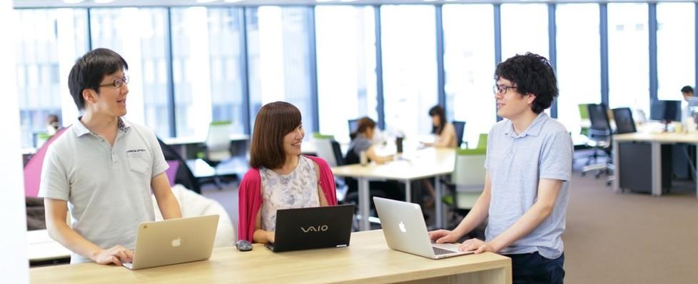 新規機能開発のプランニングやビジネスプロセス構築をリードする事業企画・開発 | 株式会社ヴォーカーズ