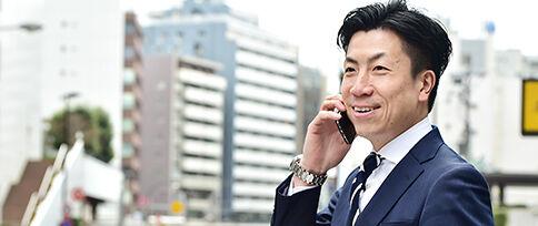 パートナー営業本部 第2パートナー営業部 グループ超 萩村