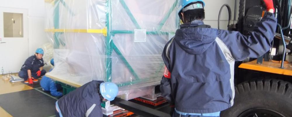 ☆海外出張あり☆精密機器の梱包・出荷・組立を行う仕事です。 | 兼子グループ