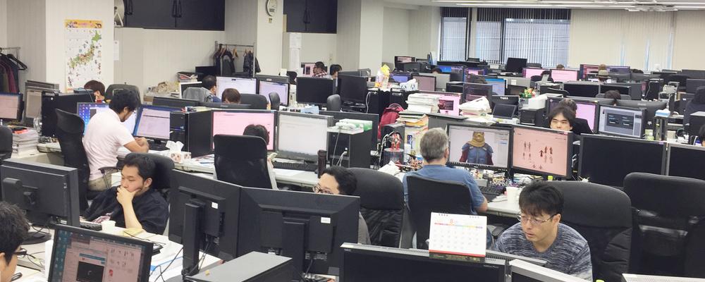 ゲーム制作者を志す新卒・未経験の方の募集   ソレイユ株式会社