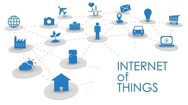 IoT時代の到来により、あらゆるものがインターネットにつながる世界