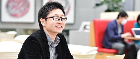 コンシューママーケティング本部 プロダクトマーケティング部 グループ長 和田