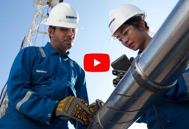 【動画】シュルンベルジェのエンジニアたちの仕事現場を覗いてみましょう