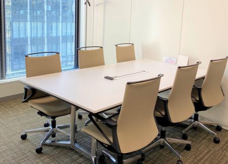 当社の会議室にはいずれも1等星の名前がついています。貴方が1番輝く場所でありますように