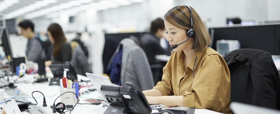 【カスタマーサービス/サポート業務】メンバー | KDDIコマースフォワード株式会社