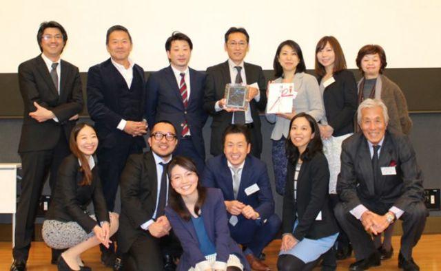 「2014年度 PRアワードグランプリ」にて「産学共同プロジェクト『オノマトペラボ』」が最高賞のグランプリを受賞