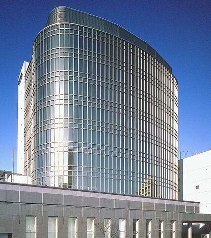当社 東京本社ビルです。
