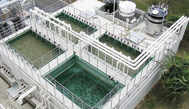 高度水処理システム