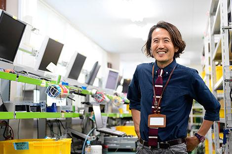 2015年に保守技術開発拠点 東京テクノセンター開設
