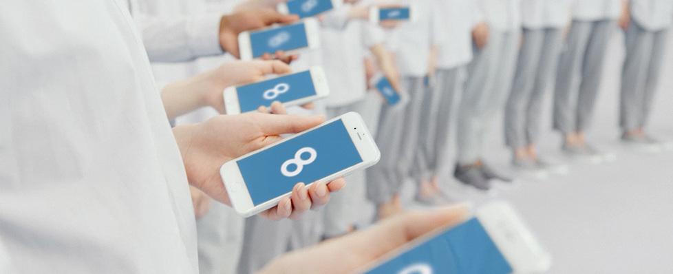 国内シェアNo.1の名刺アプリ「Eight」で、BtoBマーケ事業を生み出してみませんか?デジタルマーケの広告事業から、自社ビジネスイベント成功のための企画/営業/マーケをプロデュースする人材を募集中 | Sansan株式会社