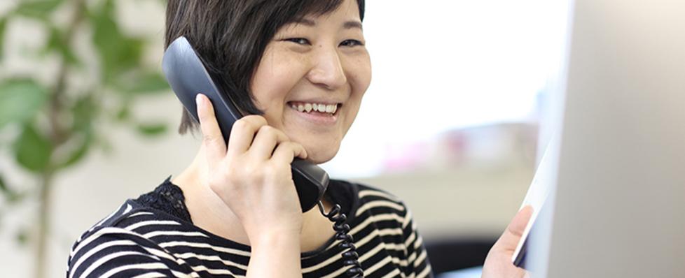 【アルバイト】メディア運営企業で総務アシスタントスタッフ募集(電話対応や来客対応などメイン)   株式会社インフォバーン