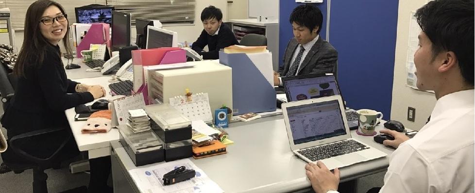 ◆営業 ◆不動産サイト、地盤調査・補償、アプリの提案 ◆名古屋