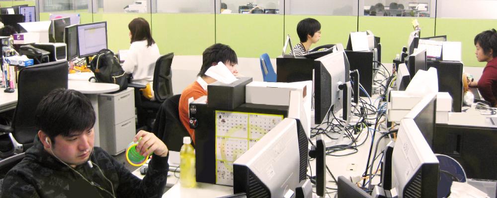 ゲームエンジン/ツール開発プログラマー(Iターン、Uターン歓迎!) | エヌディーキューブ株式会社