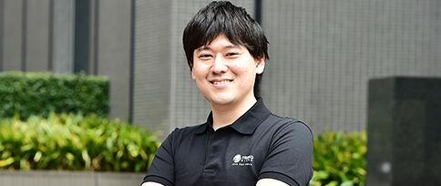 コーポレートバリューマネジメント室 グループ長 高橋