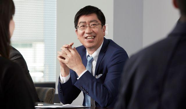 代表取締役社長 中尾敏弘