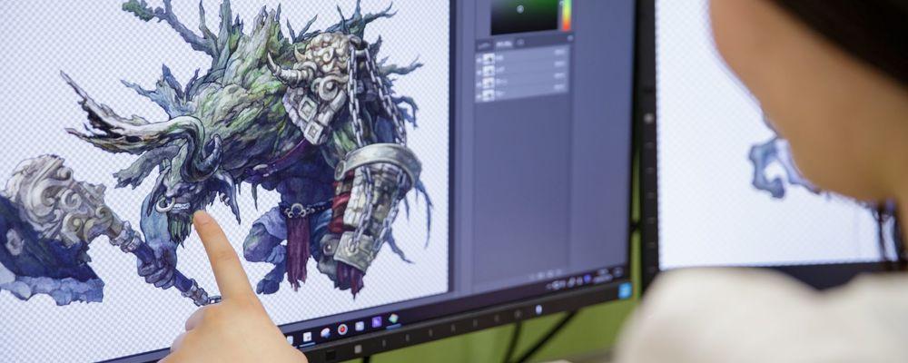 アニメーションデザイナー/ミトラスフィア NPC&Monster担当 | 株式会社バンク・オブ・イノベーション