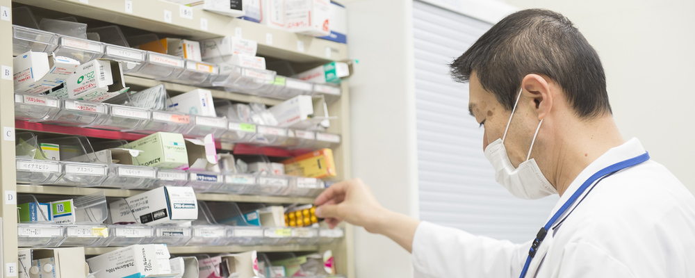 整形外科に強みを持つ病院の院内薬剤師を募集中★嬉しい賞与4.5ヶ月支給!取り扱いの薬は900種類以上、薬剤師としてのスキルアップも可能! | Medical Recruiting