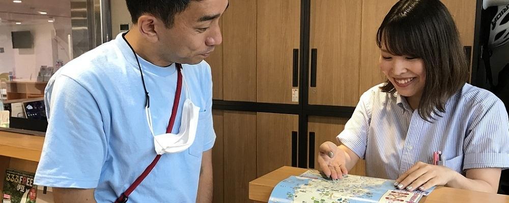道の駅「伊豆ゲートウェイ函南」スタッフ   加和太建設株式会社