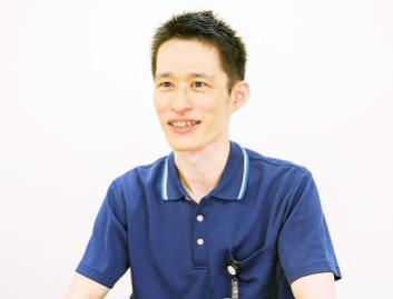 リハビリテーション部 部長 安井淳一郎