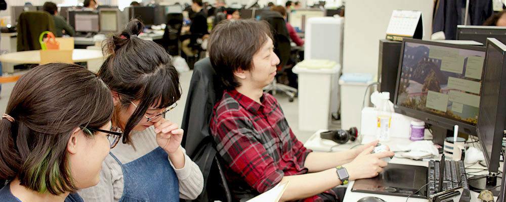 ゲーム制作者を志す新卒・未経験の方の募集 | ソレイユ株式会社