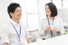 社員一人ひとりと向き合う企業風土です。離職率は5.5%