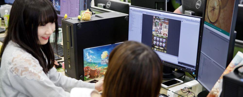 ゲームUI/UX/IAデザイナー | 株式会社バンク・オブ・イノベーション