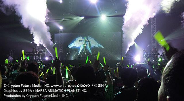 「初音ミク」は世界を股にかけた大規模なツアーを実施
