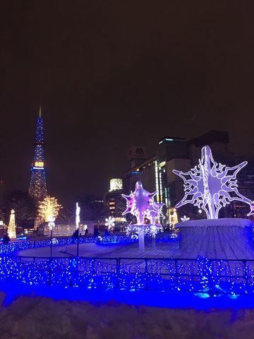 「大通公園」のすぐ横!