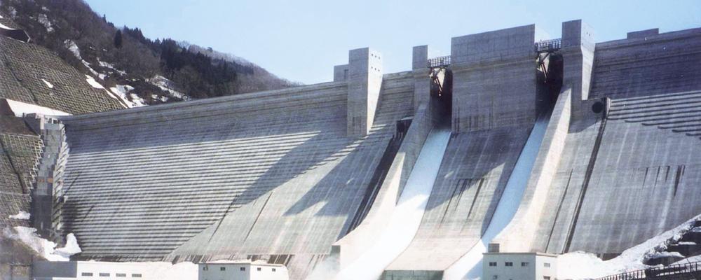 ダム部門 | 株式会社建設技術研究所
