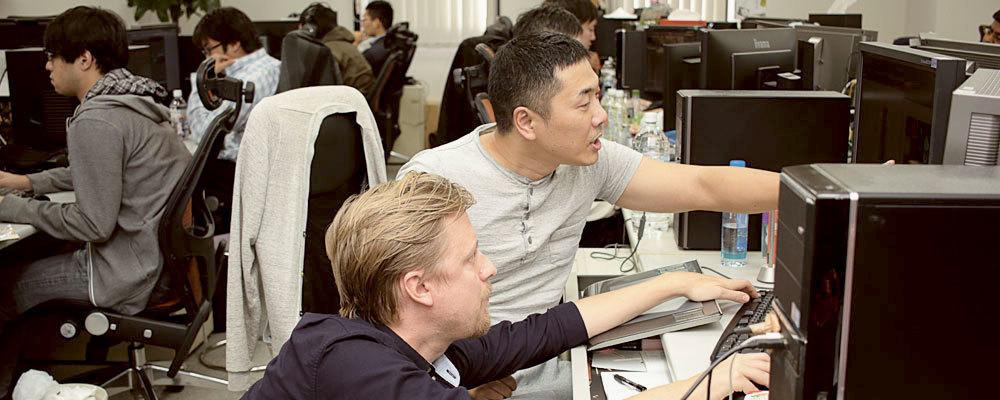 ゲーム体験を包括する、UI・UXデザイナーの募集 | ソレイユ株式会社
