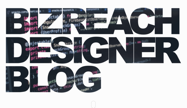 BizReach Designer Blog