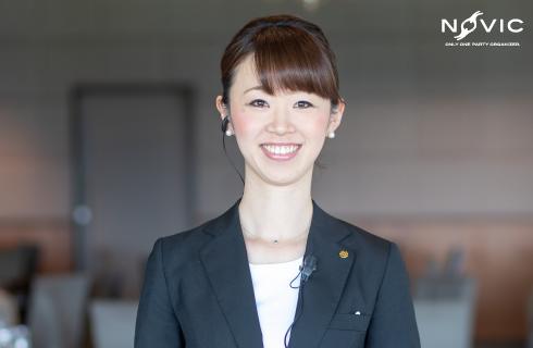 多湖 沙織 Saori Tago/ウェディングプランナー歴10年