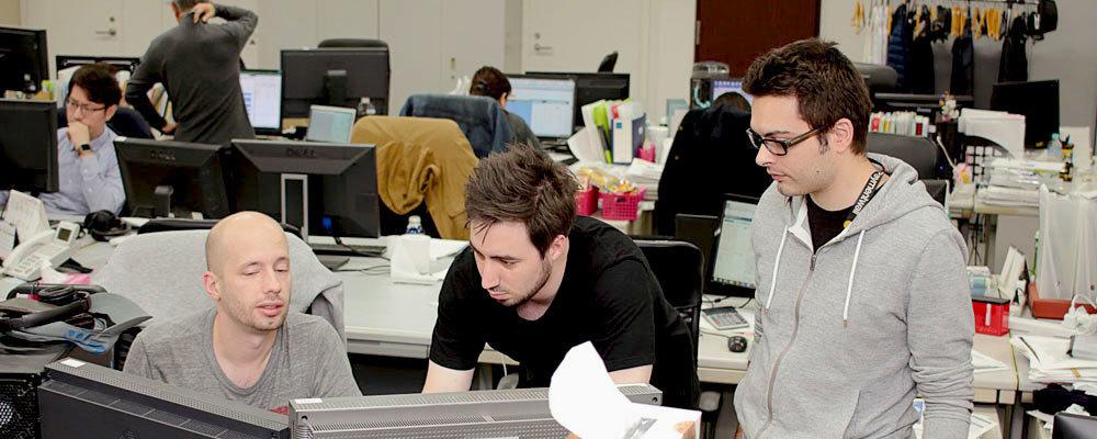 世界中のゲームユーザーを繋げる、サーバプログラマの募集 | ソレイユ株式会社