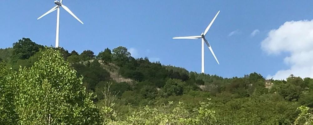 建設【陸上風力発電 施工管理】 | コスモエコパワー株式会社