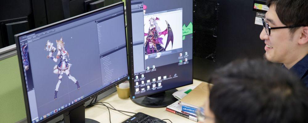 モーションデザイナー/ソーシャルゲーム | 株式会社バンク・オブ・イノベーション